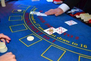 mesa blackjack